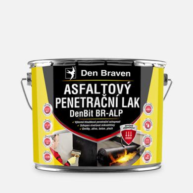 Den Braven Denbit asfaltový penetační lak ALP 300, 9kg(010385)