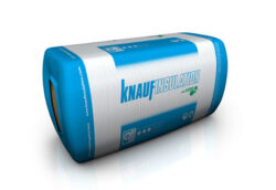 Knauf Akustik Board-Izolace Knauf AKUSTIK BOARD ze skelné vlny určená do příčky.  Deklarovaná hodnota součinitele tepelné vodivosti: lambda D: 0,037 W/m.K.