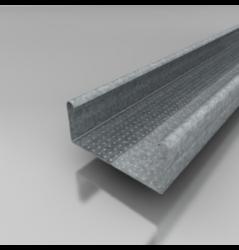 CD profil stropní 4 m-Centrální profil ke konstrukci sádrokartonových předsazených stěn, stropů a šikmin.