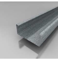 CD profil stropní 3 m-Centrální profil ke konstrukci sádrokartonových předsazených stěn, stropů a šikmin.