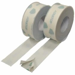 ISOCELL AIRSTOP FLEX 100mm/25bm-Lehce roztažitelná lepicí páska ISOCELL AIRSTOP FELX určená k trvalému vzduchotěsnému lepení je mítatelná a přetíratelná. Díky rozděleným krycím pruhům ze zadní strany je tato páska vhodná k lepení rohů, přesahů a při zabudování oken.